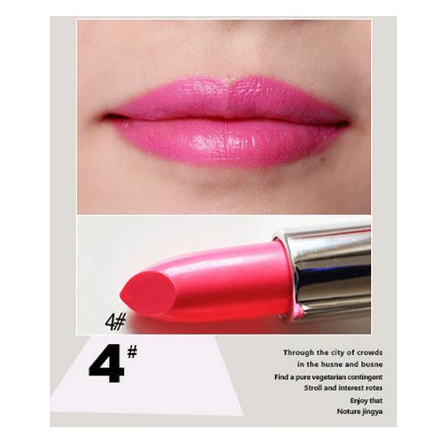 New Long-lasting Waterproof Women Girls Beauty Makeup Sexy Lipstick Moisture Protection Lip Balm Birthday Gift For Friend 10