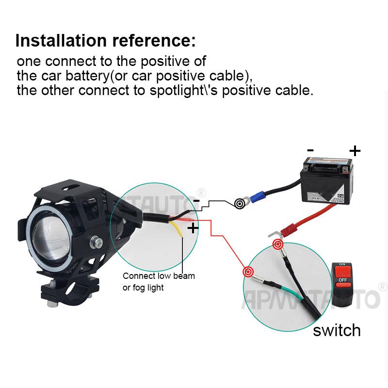 Wiring Diagram Universal Motorcycle Headlight from ae01.alicdn.com