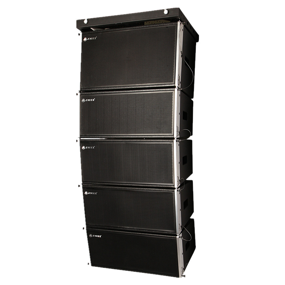 concert speakers system. la 210 high quality stage sound system two way full range 500w dual 10\ concert speakers r