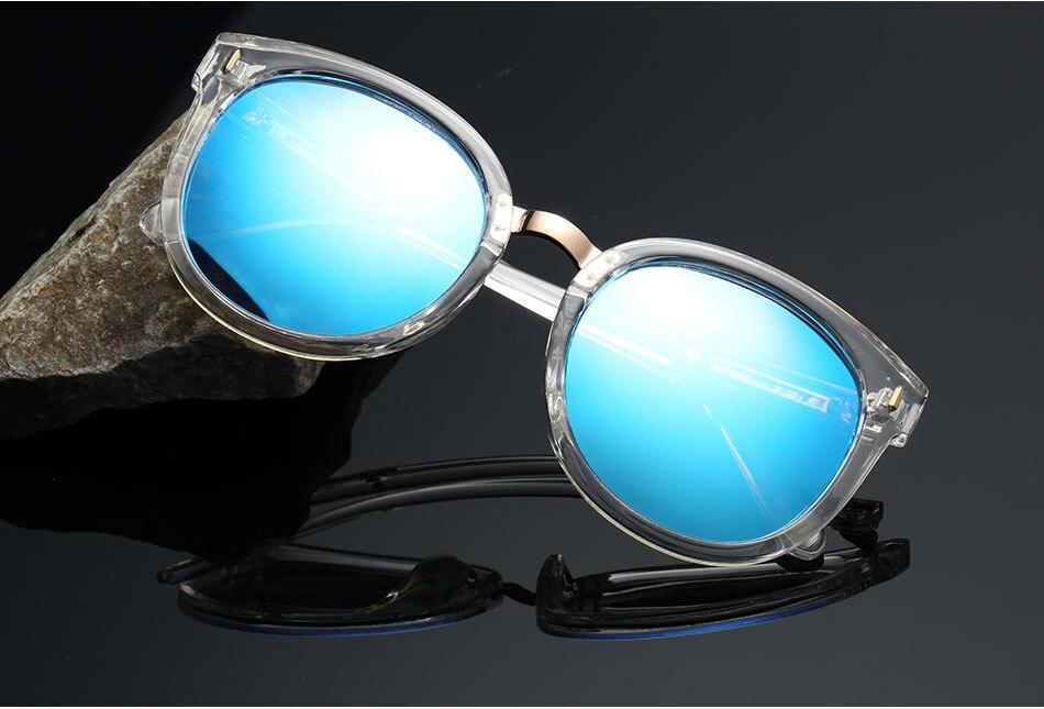 Pessoas Montanha Espelho Polarizada Óculos De Sol Das Mulheres ... 9534a50249