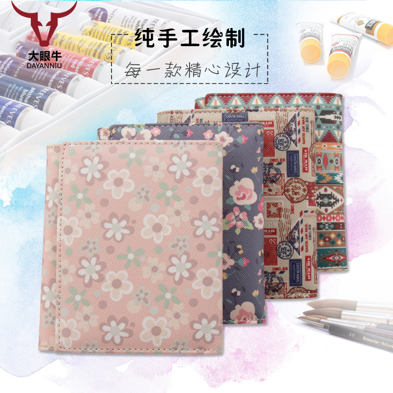 Genuine Leather Women Short Wallet Female Clutch Floral Wallet Portable Luxury Brand Money Bag Card Holder three fold Coin Purse women wallet leather card coin holder money clip short clutch three fold knitting small dollar price high quality female purse