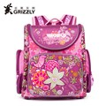 New 2016 Girls School Bags Backpacks Children Orthopedic Waterproof Backpack kids Sofia Butterfly Bag Satchel Knapsack Mochila