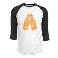 Wish You Were Bottle Beer T Shirt 3 4 Sleeve Raglan Print Summer Casual Men S