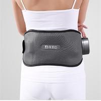 Household electric massage device electric heating lumbar belt waist Vibration Massager Airbag Massage with Waist massager
