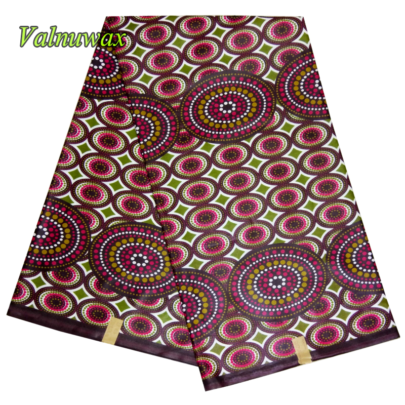 Super java african wax prints fabric 2017 african real JAVA wax 6yards for sewing ankara fashion dress LBL