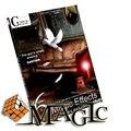 Seis con gimmick por Mickael Chatelain/calle de cerca tarjeta profesional productos trucos de magia/envío libre