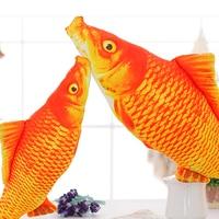 큰 물고기 아이 봉제 장난감 베개 시뮬레이션 인형 아기