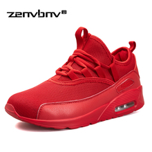 New Fashion Men Casual Shoes Adult Couples Mesh Sneakers Men's Flat 2018 Breathable Lightweight Man Walking Trainers size 36-45