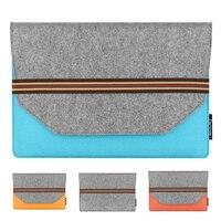 Wool Felt Waterproof Laptop Sleeve Case For 11 13 3 11 13inch Notebook Laptop Bag Notebook