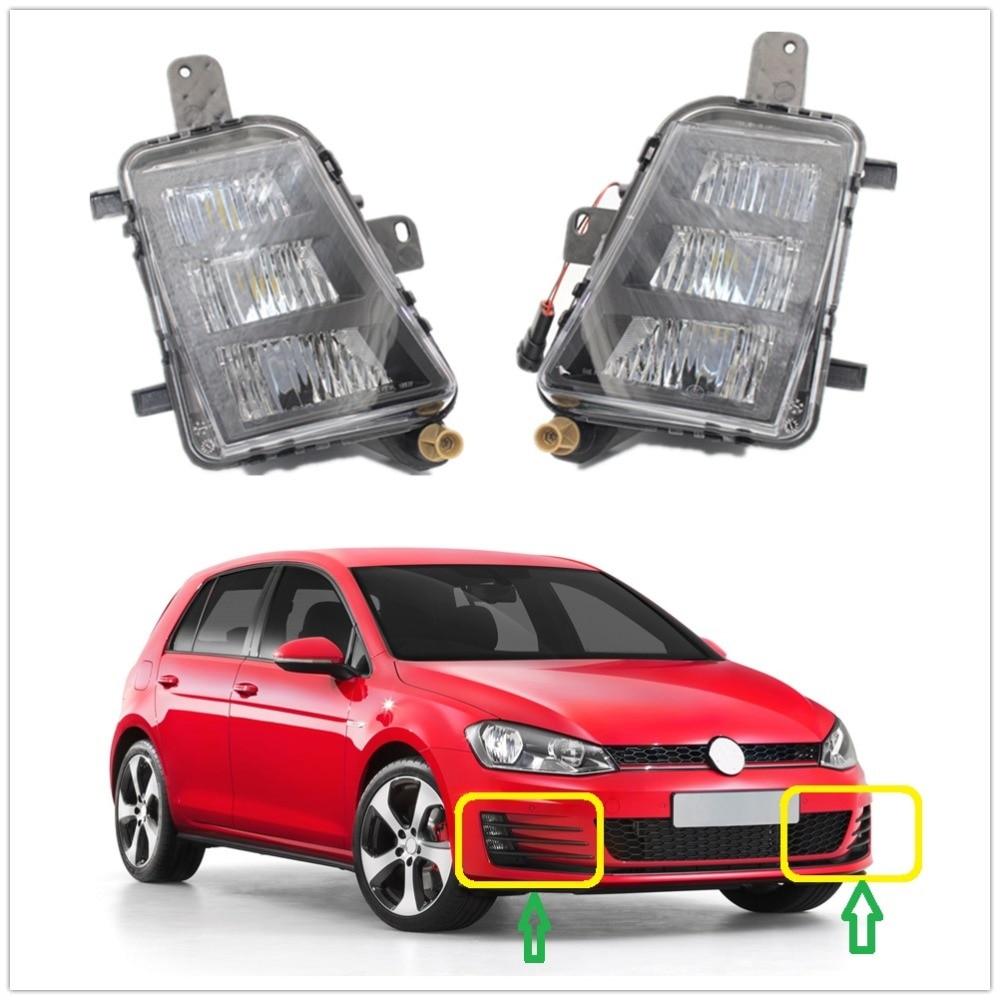 Renault Wind White LED Superlux Side Light Beam Bulbs Pair Upgrade