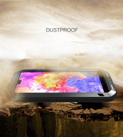 Shockproof Rugged Full Body Protective Cover HW P20 Pro Case HW P20 Metal Armor Case HW P20 Pro Cases