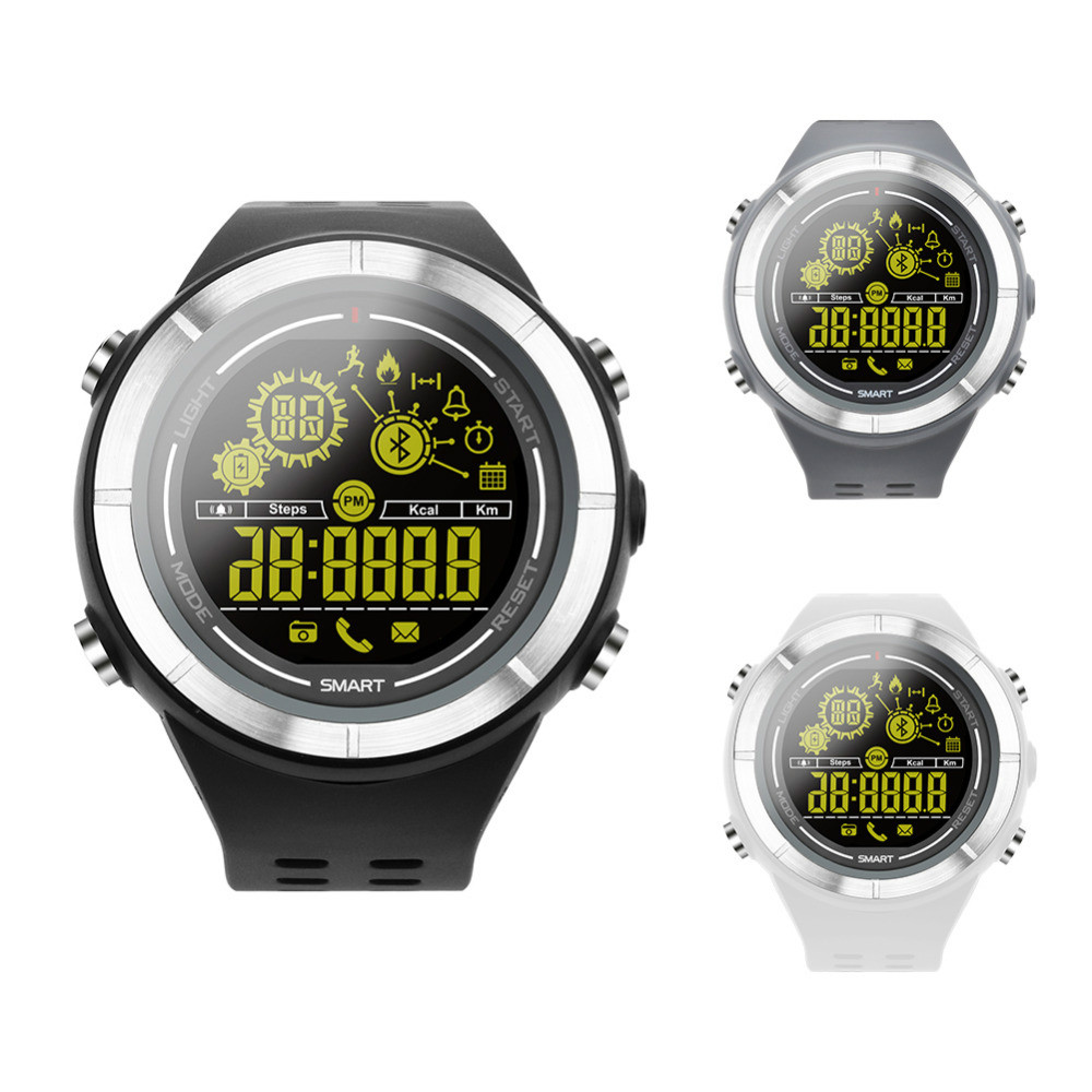 EX32 Bluetooth Smart Watch sw007 for Android IOS Android Watch Smart Clock Waterproof Pedometer for Fitness цена