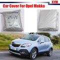 Nueva Marca Dom Cubierta Del Coche SUV ULTRAVIOLETA Anti Lluvia Nieve Cubierta Protectora Resistente A Prueba de Polvo Para Opel Mokka