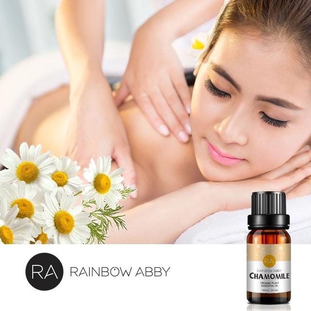 Aceite Esencial Natural de Aromaterapia