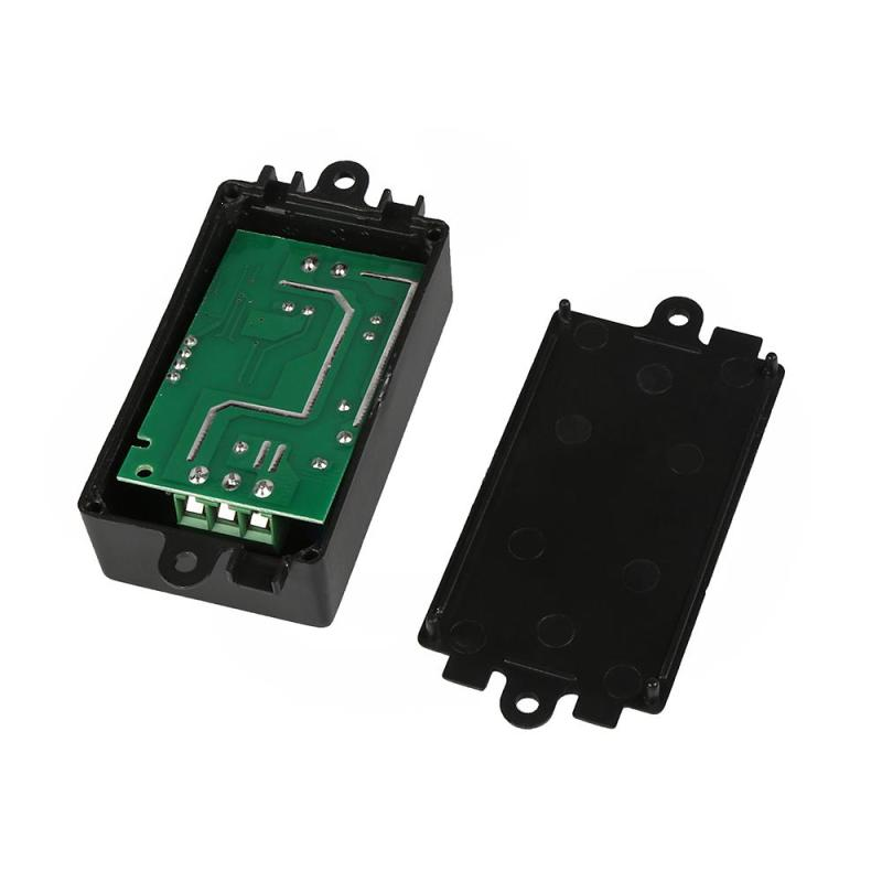 433Mhz Wireless Remote Control Switch AC 110V 220V 1 Channel Relay Receiver Module and 3pcs RF 433 Mhz Remote Control DS40