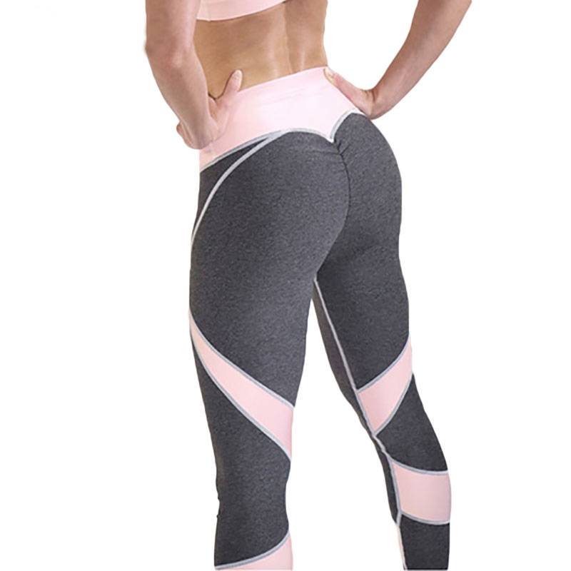 2018 New Schnell trocknend Gothic Leggings Mode Knöchellangen Atmungs Fitness Leggings