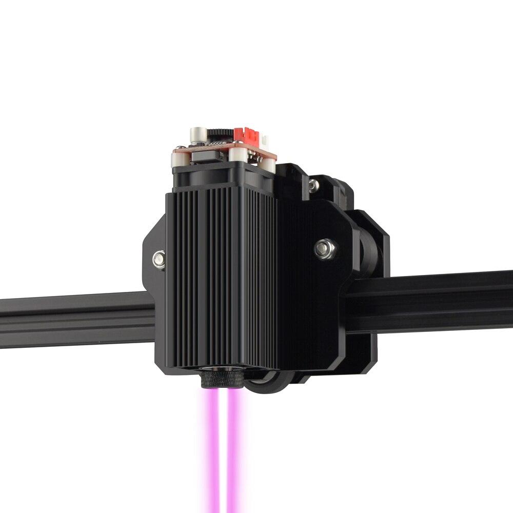 2-Axis 30x40cm 2500MW/5500MW CNC Laser Engraving Machine 1