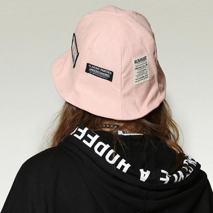 3e7a395b0b3 Dropwow COKK Bucket Hat Women Hip Hop Fishing Hat Cartoon Panama Bob ...