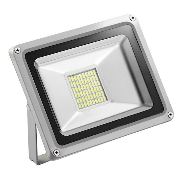 GERUITE 30W LED Floodlight 220V 5730 SMD 3300 LM Floodlights LED Flood Lamp  For Signs Stadium