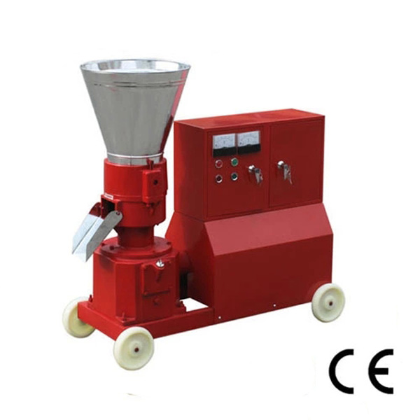 KL200C 7.5KW Biomass Pellet Machine Feed Wood Pellet Mill Machine Pellet Press Machine