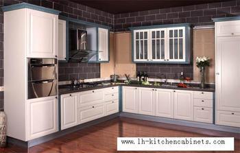 ПВХ кухонный шкаф