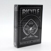 Bicycle bóng masters gốc bicycle bóng thạc sĩ chơi card đen sàn bởi ellusionist sáng tạo magic xi ma thuật
