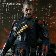For Colelction 1/6 Scale Comic Version Deathstroke AIDOL 2 AIPHA/BETA EDITION BASE Full Set Action Figure Model for Fans Gifts on sale 1 6 scale colletible brad pitt fight club action figure model red jacket version with cigarette full set figures
