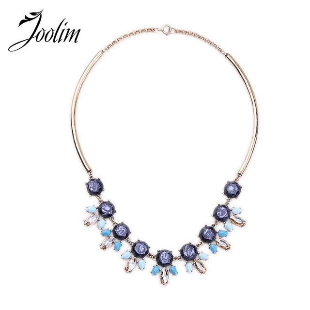 JOOLIM Jewelry Wholesale/   Fashion Choker Necklace Statement Necklace Western Jewelry free shipping