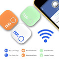 Mini Nut 2 Smart Finder Bluetooth Tracking Key Wireless Nut2 Tracker Tag for Child Pet Key Sensor Alarm GPS Locator for Android