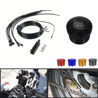 Motorcycle Chain Oilers /Chain lubricator For Suzuki GSXR/GSR 600/750/1000 K7 SV650 SV 650 DRZ/LTZ 400 hayabusa gsx1300r gn125