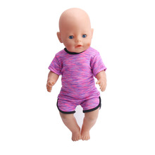 1pcs Dress clothes Clohes Wear fit 43cm Baby Born zapf Children best Birthday Gift only sell