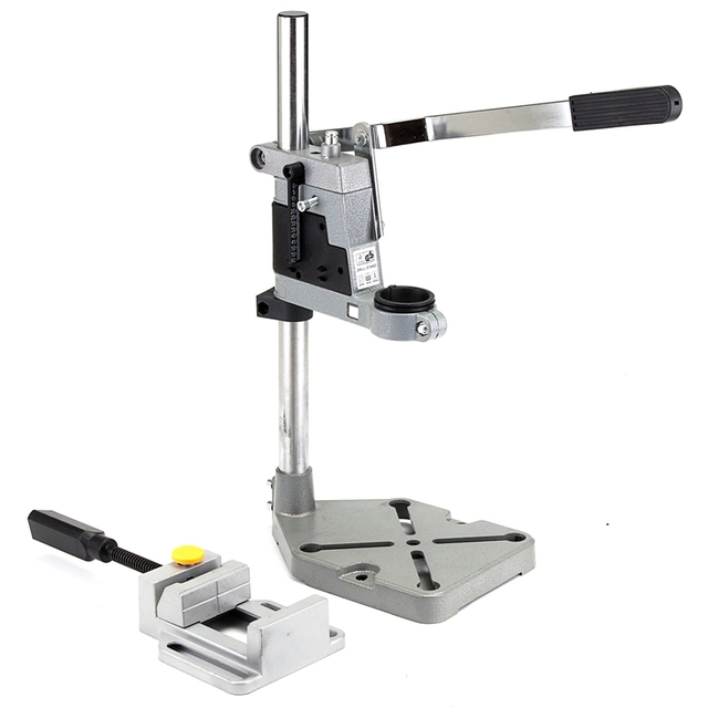 Electric Drill Stand Power Tools Accessories Bench Drill Press Stand ...