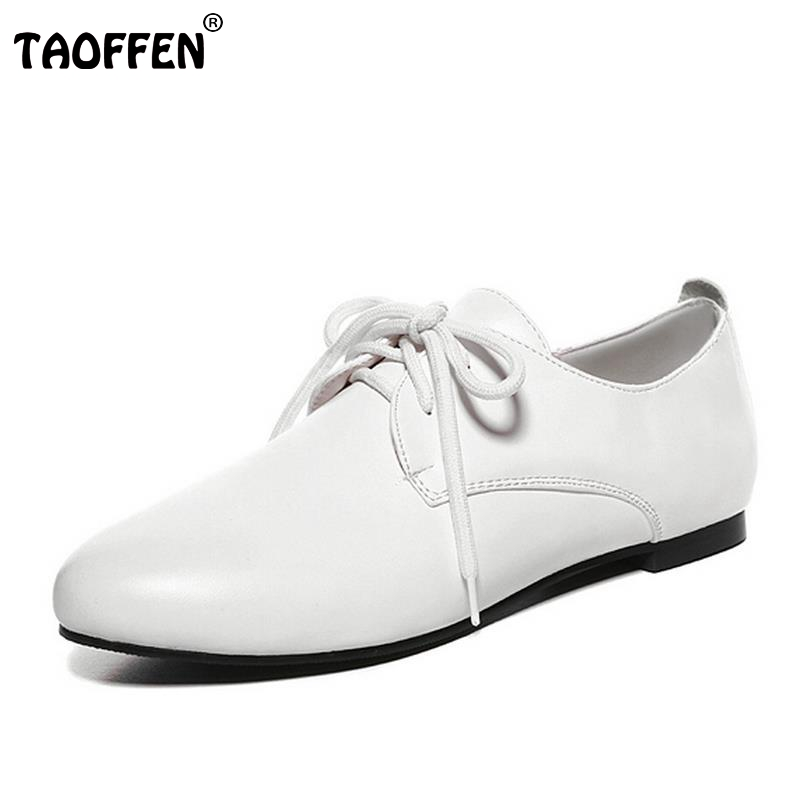 Plus Size 31-47 Casual Shoes Spring Autumn Woman Flats Student Shoes Women Soft Comfortable Lace Up Fashion Flat Lady Shoes de la chance 2018 new fashion women casual shoes adults colorful women s flats shoes woman breathable harajuku flat plus size