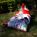 Wholesale 123X115X90CM Chair Bean Bag Sofa Covers Removable And The Eiffel Tower Free Shipping