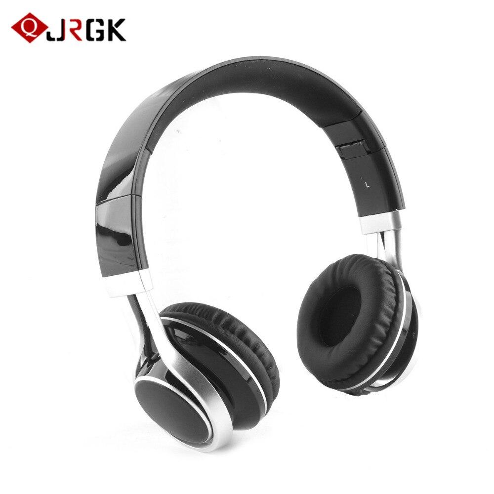 Bluetooth Casque EP16 Filaire Bandeau Écouteur Auriculares Casque Stéréo 3.5mm Pliable Avec Microphone Pour Jeu PC Ordinateur