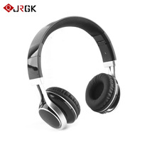 JRGK Bluetooth Headphones 3 5mm Wired Headband Earphone Auriculares Stereo Headset Foldable With Microphone For Game