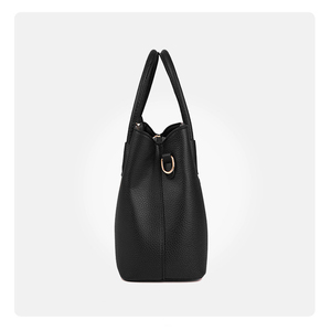 Image 5 - Aliwood新シンプルな女性のバッグpuレザーハンドバッグレディースショルダーバッグ女性トートメッセンジャーバッグクロスボディバッグbolsas feminina