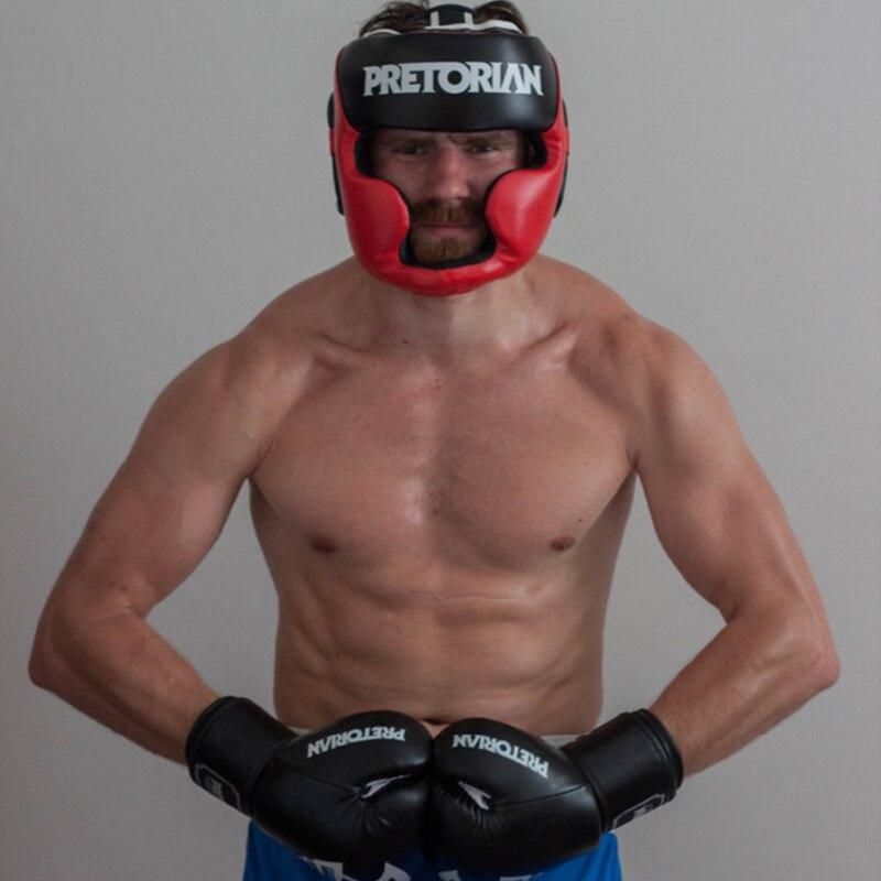Brand PRETORIAN бокс бастығы қорғаушысы Muay - Спорттық киім мен керек-жарақтар - фото 5