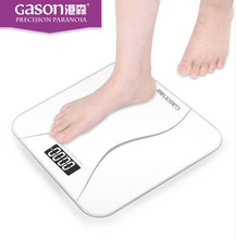 Authentic GASON A2 Toilet Family  Scale  Good LCD Digital ground scales180kg 2 coloration