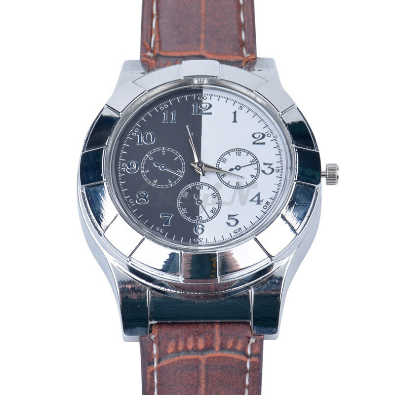 Fashion-Rechargeable-USB-Lighter-Watch-Electronic-Men-s-Casual-Quartz-Wristwatches-Windproof-Flameless-Cigarette-Lighter-WL4 (1)