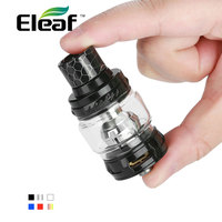 100% Original Eleaf ELLO VATE Atomizer 6.5ml Tank Easy Top Filling Fit HW Series Coils Electronic Cigarette Vape Tank vs melo 4