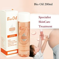 Bio Oil 200ml Specialist SkinCare Treatment for Scars, Stretch Marks, Uneven Skin Tone, Ageing Skin, Dehydrated Skin Massage OIL