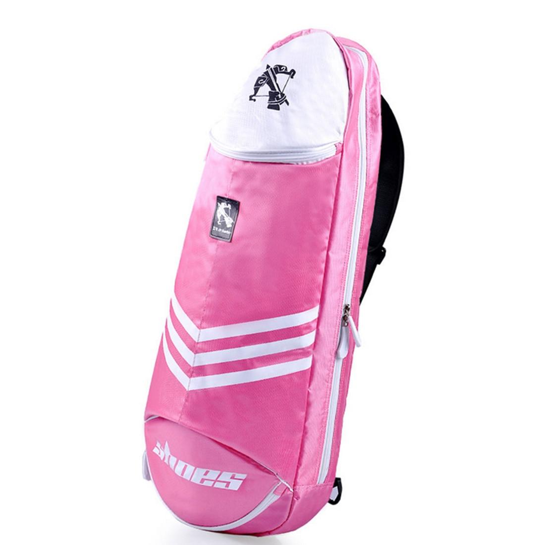 Big Racquet Sports Bag Badminton Bag Crossbow Waterproof Multi-layer Placement Tennis Racket Dacron Shoulder Bag