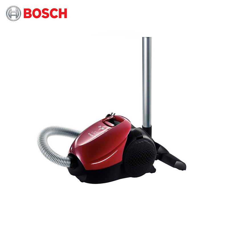 Vacuum cleaner Bosch BSN1701RU for home cyclone Home Portable household nozzles dust bag dry cleaning dustcontainer