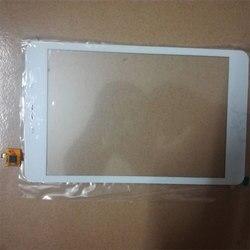 Myslc ekran dotykowy dla 8 cal Cube T8 ostateczny/T8 Plus Tablet PC czujnik Digitizer dla XC PG0800 026 A Fpc XC PG0800 026 A1 Fpc w Ekrany LCD i panele do tabletów od Komputer i biuro na