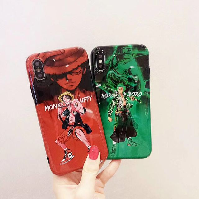 Fashion Japanese Cartoon case for iPhone