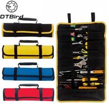 Многофункциональный складной ключ из ткани Оксфорд, сумка для хранения инструментов, Карманный чехол для инструментов, портативный чехол-органайзер, держатель, 3 цвета