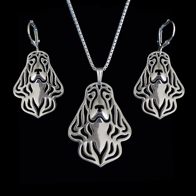 English Cocker Spaniel jewelry