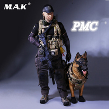 Full set figure doll 1/6  MC Private Military Contractor Combat Set Weapon MCCTOYS MCC-004 PMC K9