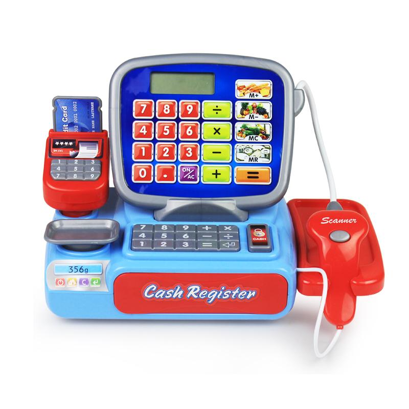 Supermarket Mini Shop Shopping Grocer Minimarket Till Register Cashier Simulation Furniture Checkout Pretend Play House Toy Lahore
